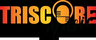 TriScore Music Logo